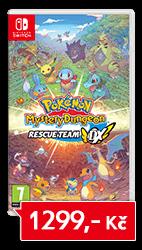 Pokémon Mystery Dungeon: Team Rescue DX